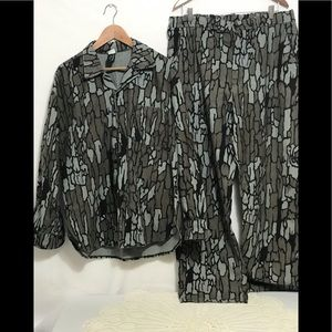 Made in USA Camouflage outfit Large Men